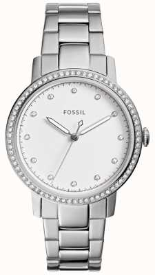 Fossil Ladies Neely Stainless Steel Watch ES4287