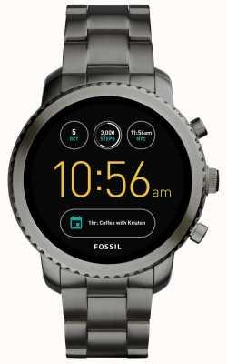 Fossil Mens Sport Q Explorist Smartwatch FTW4001