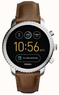 Fossil Mens Sport Q Explorist Smartwatch FTW4003