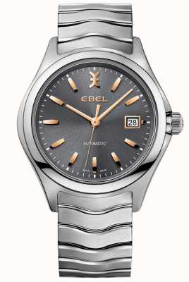EBEL Wave Watch Stainless Steel Silver Tone 1216383