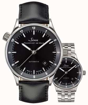 Sinn 6068 Strap/Bracelet Set Automatic Frankfurt Finance District 6068.010
