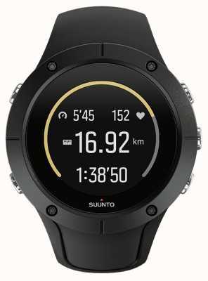 Suunto Unisex Spartan Trainer Wrist HR Monitor Black SS022668000