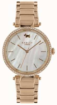 Radley Ladies 34mm Case Sunset BEZ White Dial RY4338
