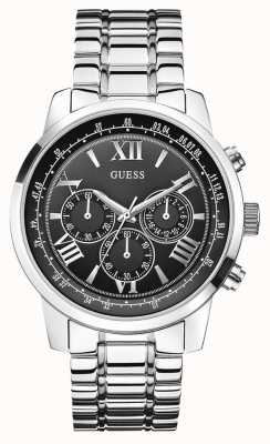 Guess Mens Watch And Cufflink Gift Set UBS00004