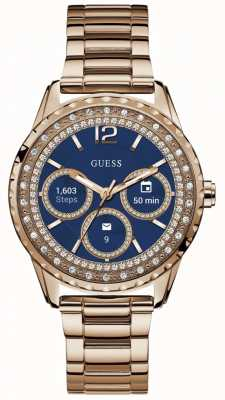 Guess Connect Womens Android Wear Watch C1003L4