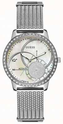 Guess IQ+ Womens Hybrid Smartwatch C2001L1