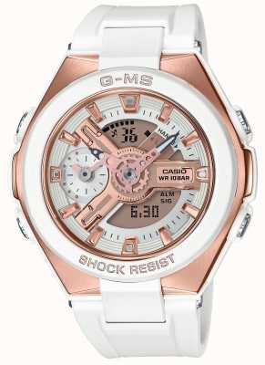 Casio Baby-G G-MS Glamorous Gold Alarm Chronograph MSG-400G-7AER