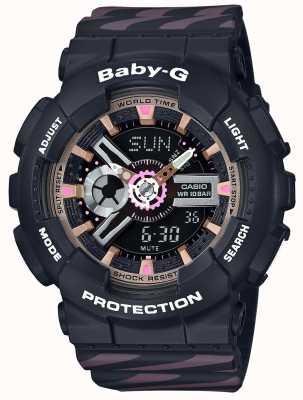 Casio Baby-G Chance Alarm Chronograph BA-110CH-1AER