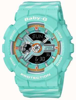 Casio Baby-G Chance Alarm Chronograph BA-110CH-3AER