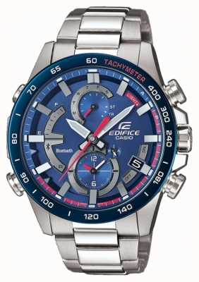 Casio Edifice Bluetooth Toro Rosso Tough Solar Illuminator EQB-900TR-2AER