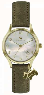 Radley Womens Liverpool Street Watch Bronze Strap RY2590