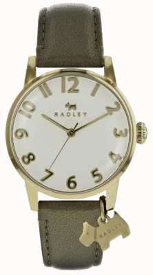 Radley Womens Liverpool Street Watch Bronze Strap RY2594