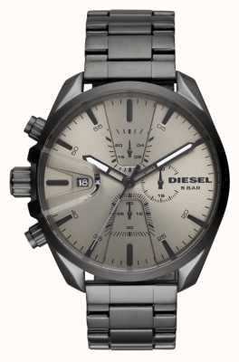 Diesel Mens Ms9 Chrono Stainless Steel Strap DZ4484