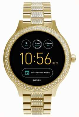 Fossil Womens Q Venture Stainless Steel Strap FTW6001