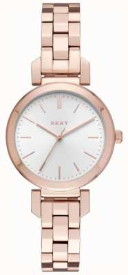 DKNY Womens Ellington Stainless Steel Strap NY2592