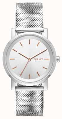 DKNY Womens Soho Stainless Steel Strap NY2620