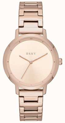 DKNY Womens The Modernist Stainless Steel Strap NY2637