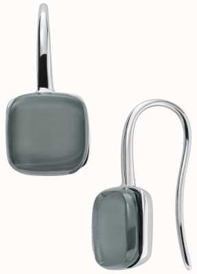 Skagen Womens Sea Glass Stainless Steel Earrings SKJ0872040