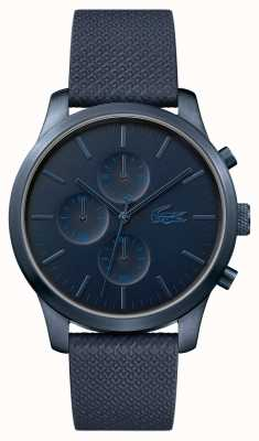 Lacoste Mens 12.12 85th Anniversary Dark Blue Watch 2010948