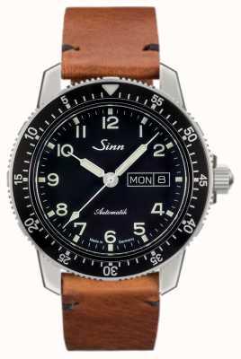 Sinn 104 St Sa A Classic Pilot Watch Light Brown Vintage Cowhide 104.011 VINTAGE COWHIDE