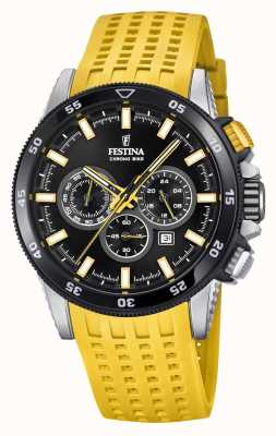 Festina 2018 Chronobike Watch Rubber Strap F20353/5
