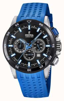 Festina 2018 Chronobike Watch Rubber Strap F20353/7