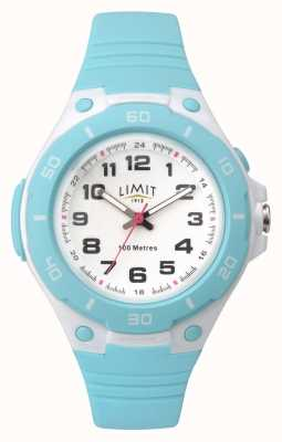 Limit Womens Cyan Blue Analogue Sports Watch 5698.71