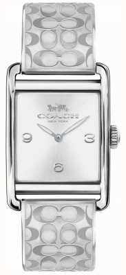 Coach Ladies Renwick Silver Case 14502848