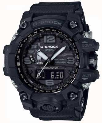 Casio G-Shock Premium MudMaster Radio Controlled Black Strap GWG-1000-1A1ER