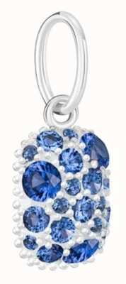 Chamilia Galaxy Birthstone Charm September Blue 2025-2502