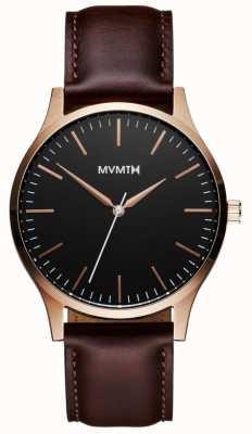 MVMT Mens 40 Series Brown MT01-BLBR