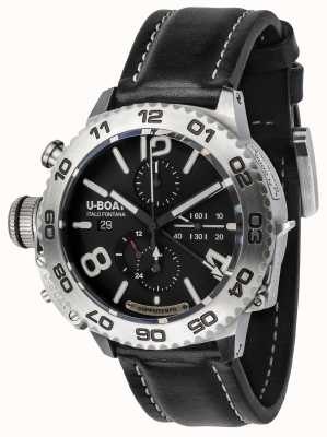 U-Boat Classico Doppiotempo 46 Chronograph Stainless Steel 9016 EX-DISPLAY