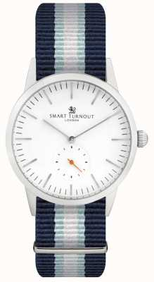 Smart Turnout Signature Watch - White With YH Strap STK3/WH/56/W
