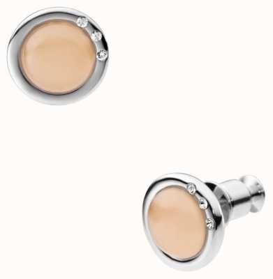 Skagen Womens Stainless Steel Seas Earrings SKJ0104040