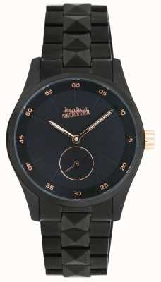 Jean Paul Gaultier Garcon Manque Womens Black Bracelet JP8505204