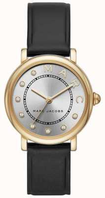 Marc Jacobs Womens Marc Jacobs Classic Watch Black Leatherr MJ1641
