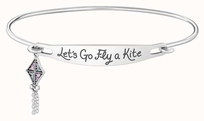 Chamilia Disney Mary Poppins Lets Go Fly A Kite Bangle 1010-0447