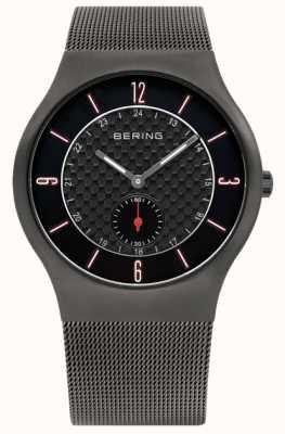 Bering Time Men's Watch XL Analogue Quartz Stainless Steel 11940-377