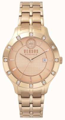 Versus Versace Womens Brackenfell | RoseGold Dial | RoseGold Stainless Stee VSP460418
