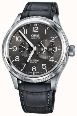 Oris Big Crown ProPilot Worldtimer Mens Watch 01 690 7735 4063-07 5 22 06FC