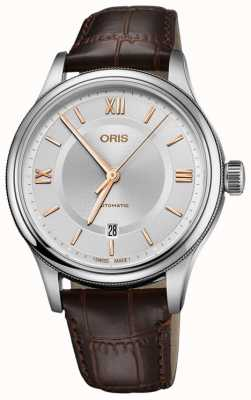 Oris Classic Date 42mm Mens Watch 01 733 7719 4071-07 5 20 32