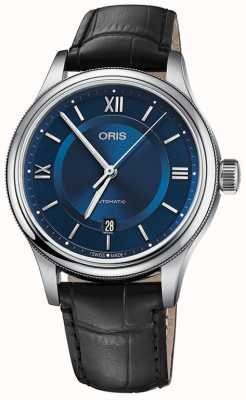 Oris Classic Date 42mm Mens Watch 01 733 7719 4075 07 5 20 35