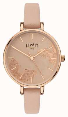 Limit | Womens Secret Garden Watch | Peach Butterfly Dial | 60014