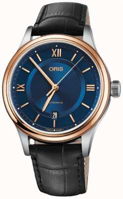 Oris Classic Date 42mm Mens Watch 01 733 7719 4375-07 5 20 35