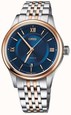 Oris Classic Date 42mm Mens Watch 01 733 7719 4375 07 8 20 12