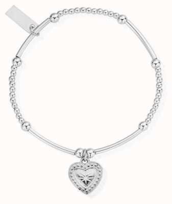 ChloBo Womens | Cute Mini Star Heart | Bracelet SBCM004