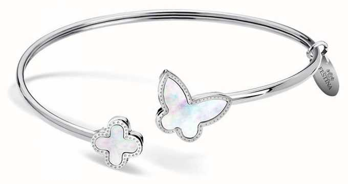 Festina | Womens | Stainless Steel | Butterfly | Bangle | F30000/1