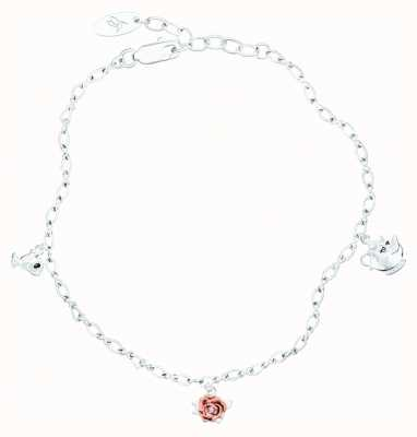 Chamilia | Disney Beauty And The Beast | Soft Bracelet | 1025-1037