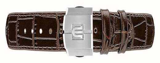 Maurice Lacroix Aikon Brown Calf Leather Strap ML740-005050-ML508-005008