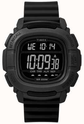Timex | Boost Shock Black Digital | TW5M26100SU